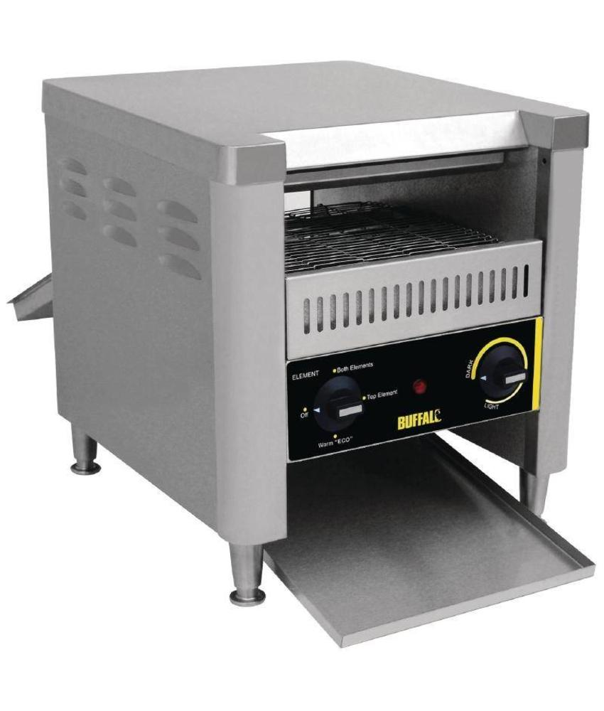 Buffalo Buffalo dubbele conveyor toaster