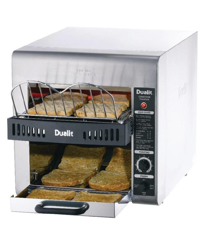 Dualit Dualit conveyor turbo toaster DCT2 80200