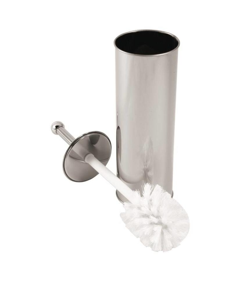 Jantex Jantex toiletborstel met RVS houder