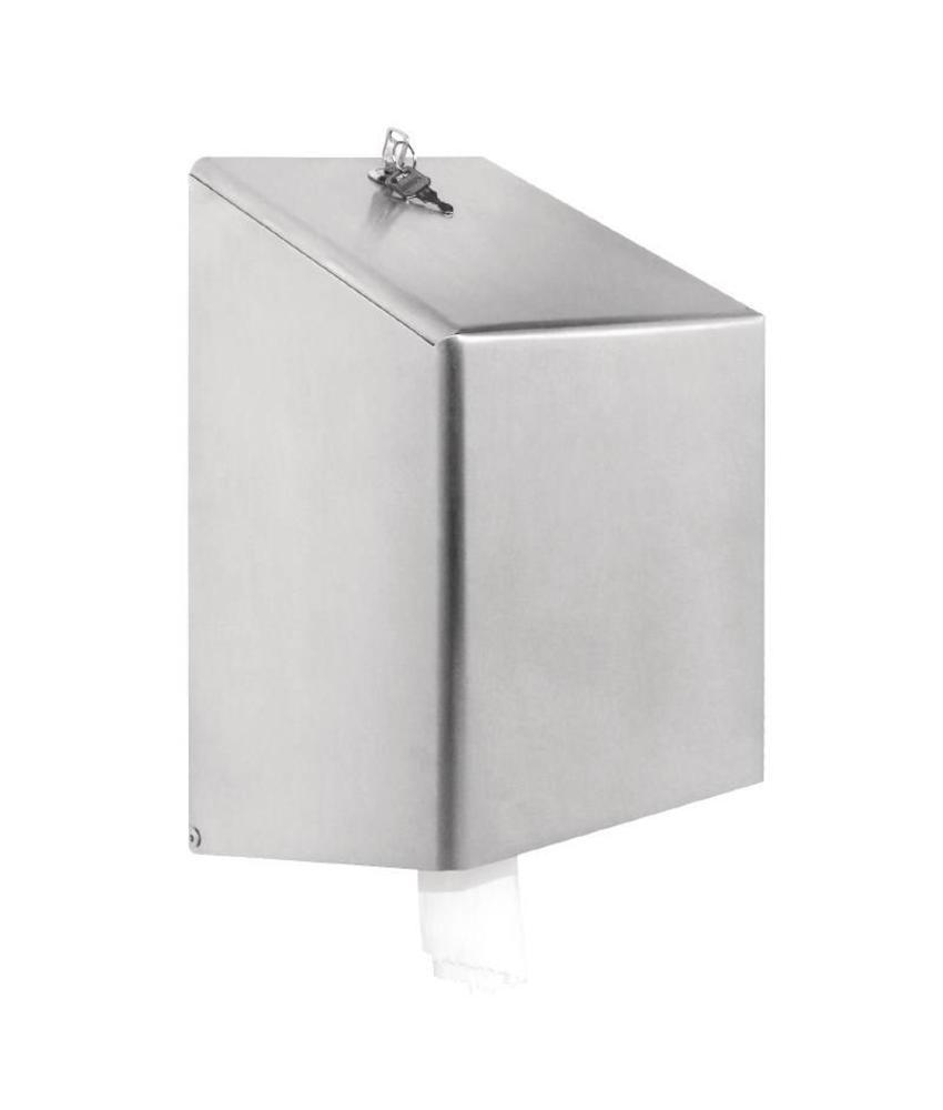Jantex Jantex RVS centrefeed handdoekroldispenser