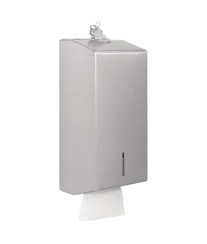 Jantex Jantex RVS toilettissue dispenser