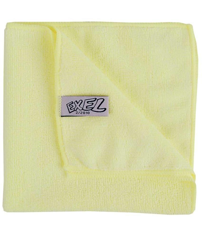 Jantex Jantex microvezeldoeken geel 5 stuks