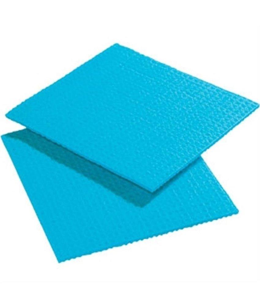 SPONTEX Spongyl sponsdoekje blauw 10 stuks