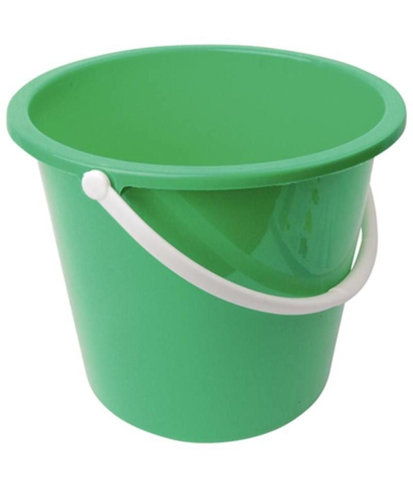 Jantex Jantex kunststof emmer 10ltr groen