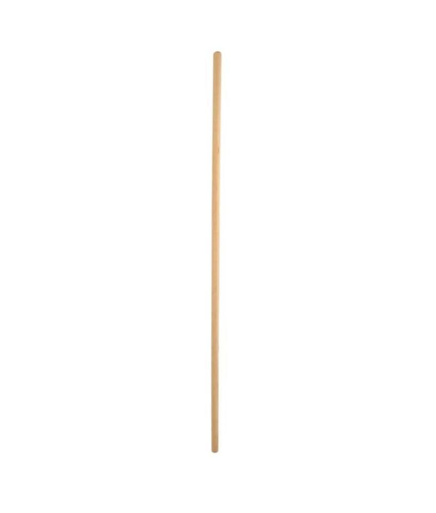 Jantex Jantex houten bezemsteel 102cm