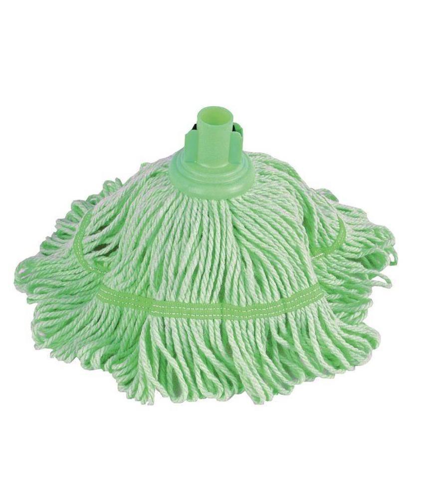 Jantex Jantex antibacteriële mop groen