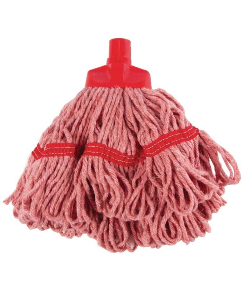 SCOTT YOUNG SYR ronde mop 35,5cm rood