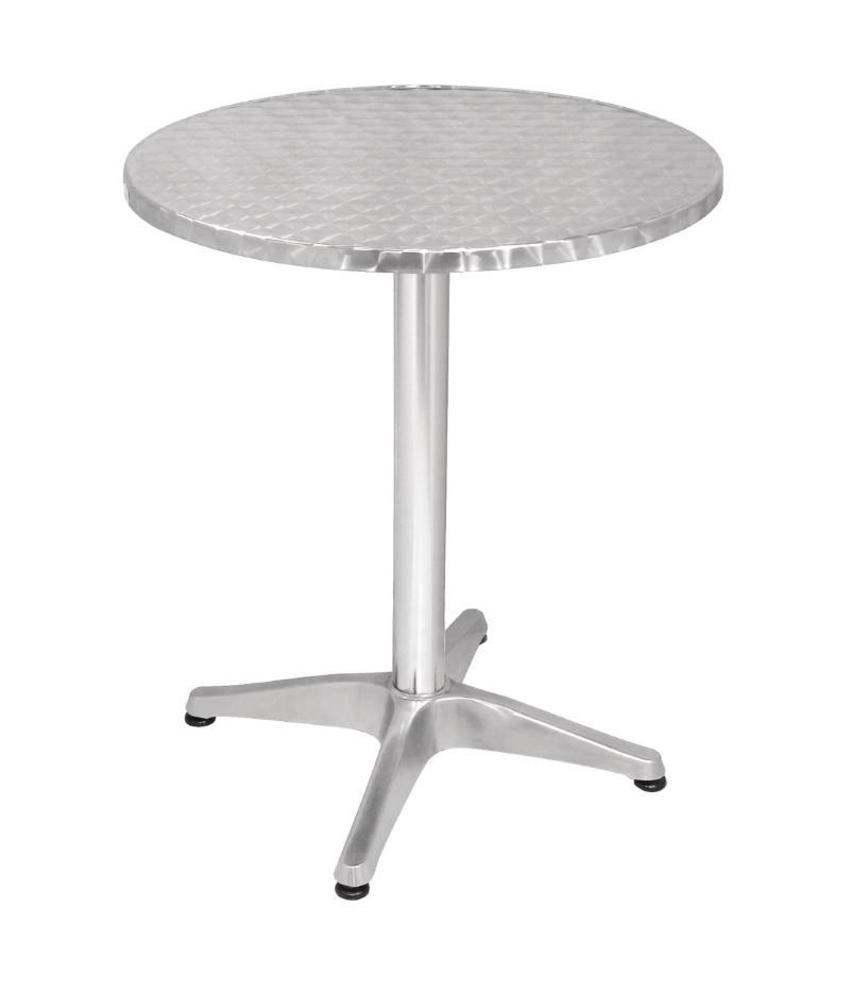 Bolero Bolero ronde RVS tafel 60cm