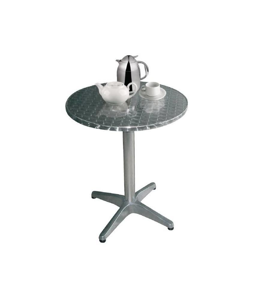 Bolero Bolero ronde RVS tafel 80cm