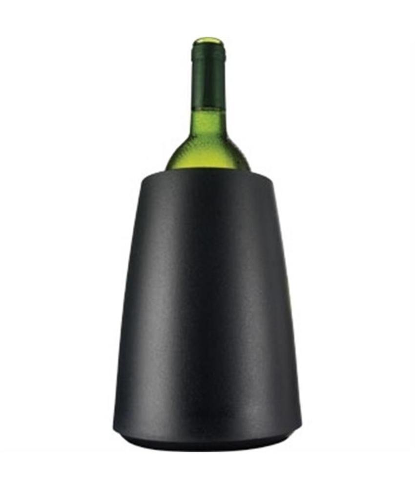 VACU-VIN Vacu Vin wijnkoeler zwart