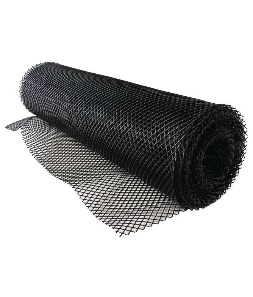 Bar planken bekleding 10m zwart