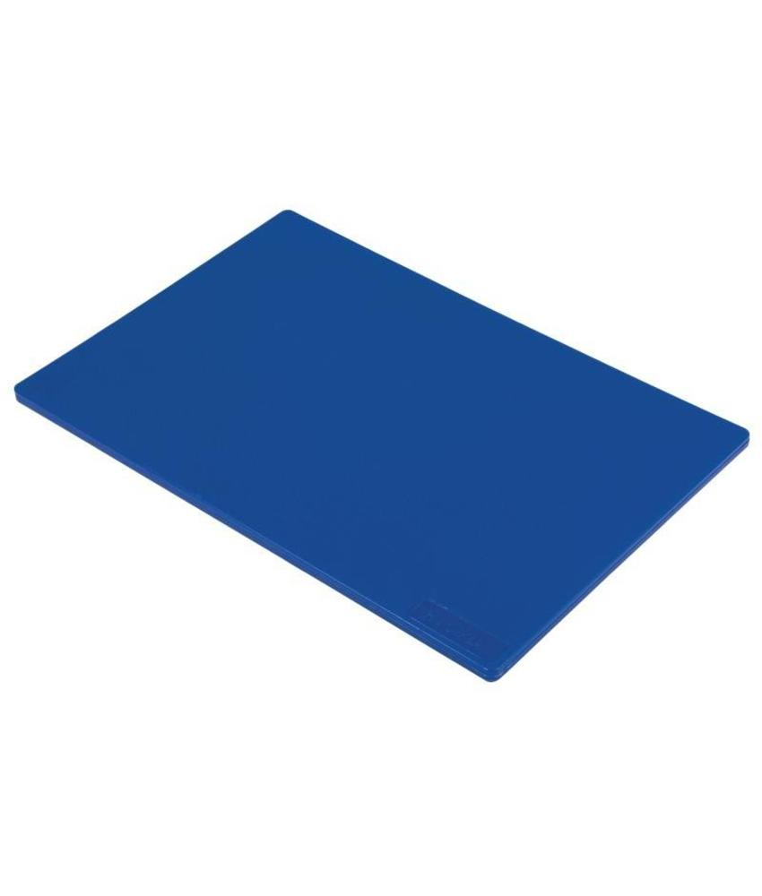 Hygiplas Hygiplas standaard snijplank met lage dichtheid blauw