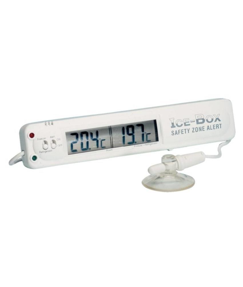 Hygiplas Hygiplas koeling en vriezer thermometer met alarm