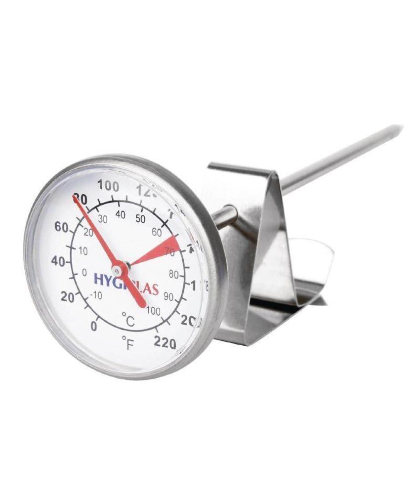 Hygiplas Koffiemelkthermometer 12,5cm