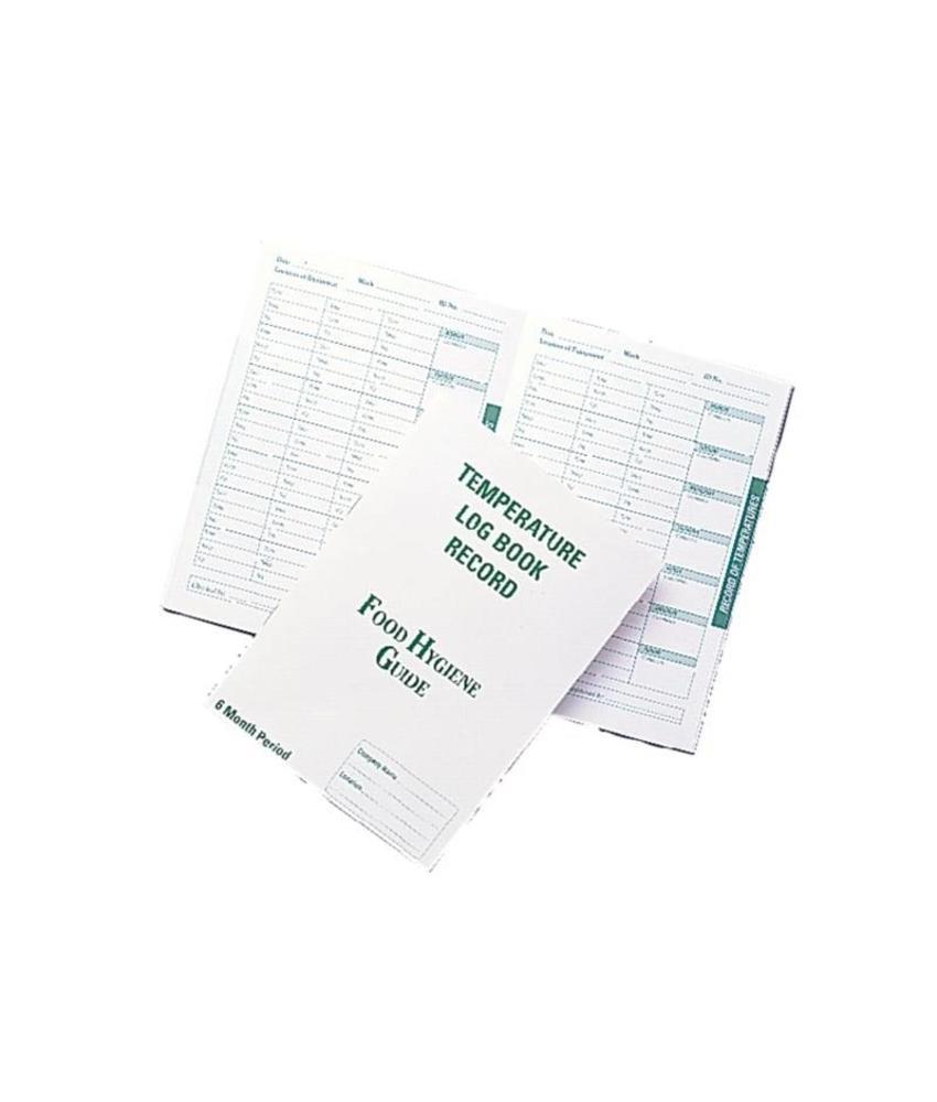 Hygiplas Hygiplas temperatuur logboek