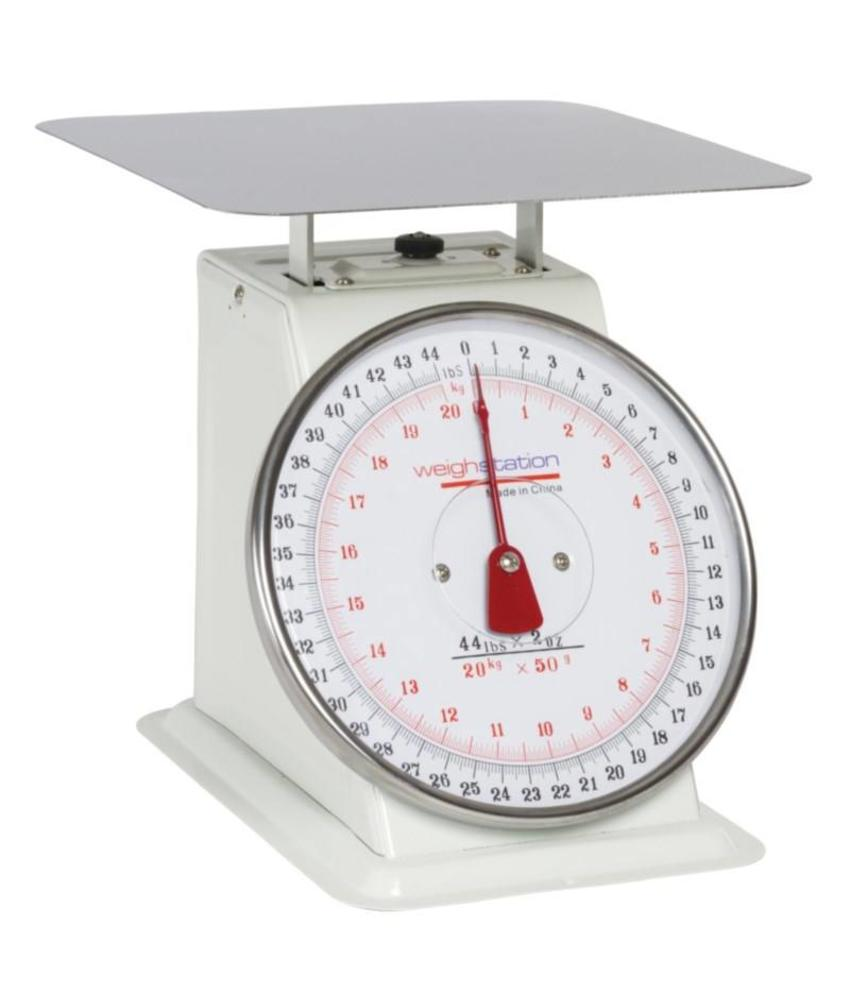 Weighstation Weighstation platformweegschaal 20kg