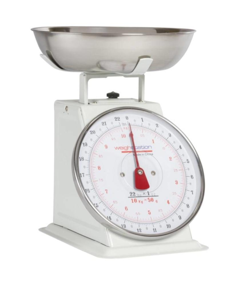 Weighstation Weighstation keukenweegschaal 10kg