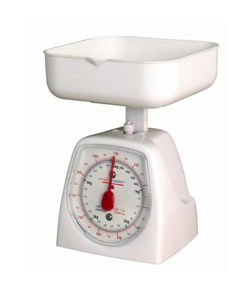 Weighstation Weighstation keukenweegschaal 5kg