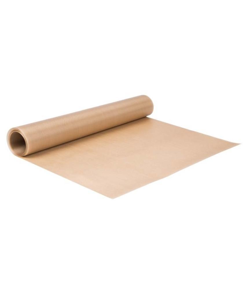 Herbruikbaar antikleef bakpapier 33x200cm