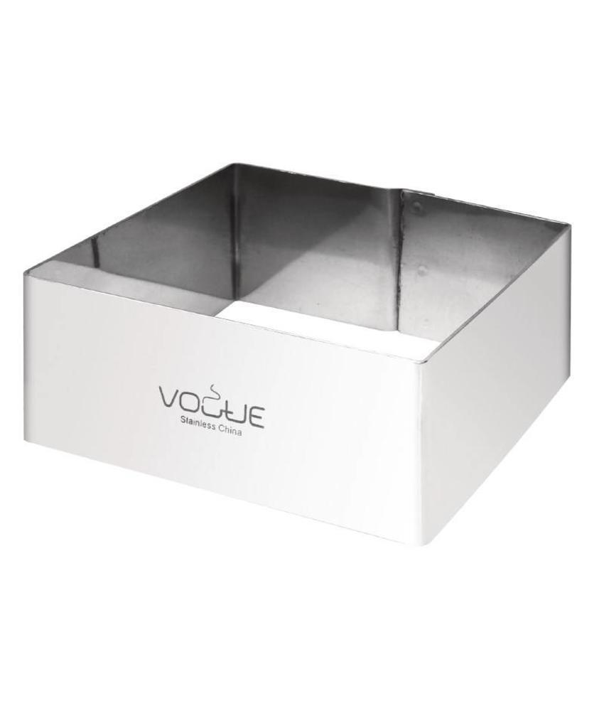 Vogue Vogue vierkante moussering 40x80x80mm