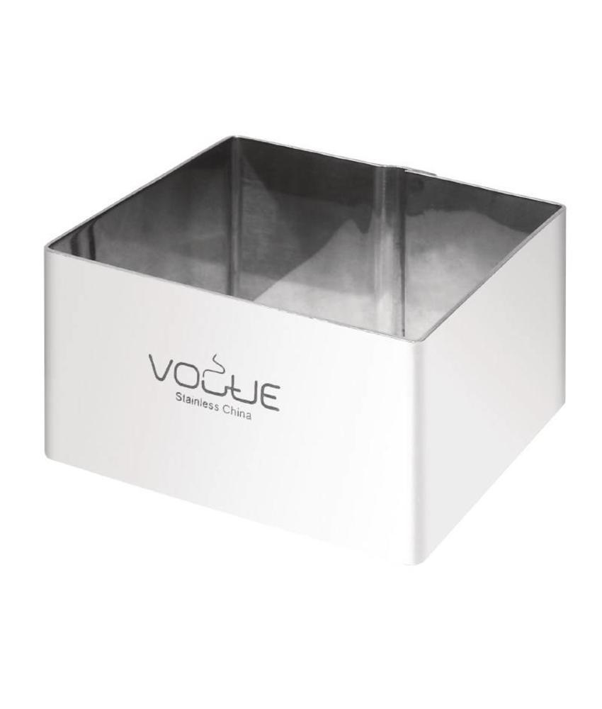 Vogue Vogue vierkante moussering 40x60x60mm