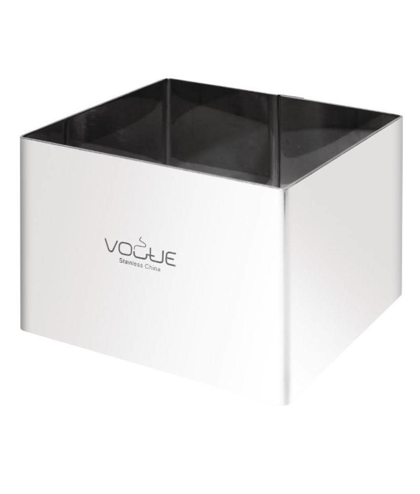 Vogue Vogue vierkante moussering 60x80x80mm