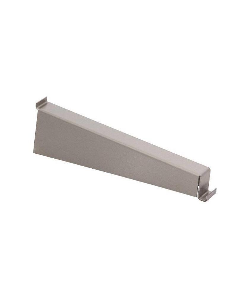 Gastro M Gastro M RVS plankdrager voor wandplank 40cm