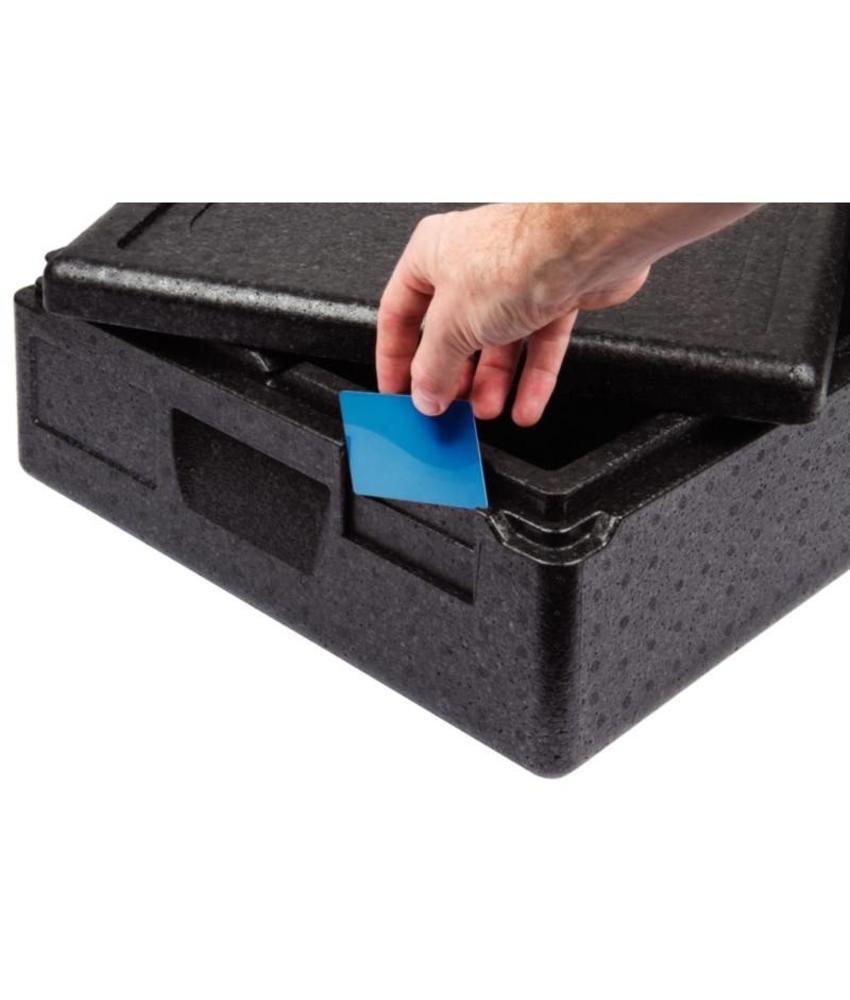 Thermo Future Box kleursticker blauw (pk 6)