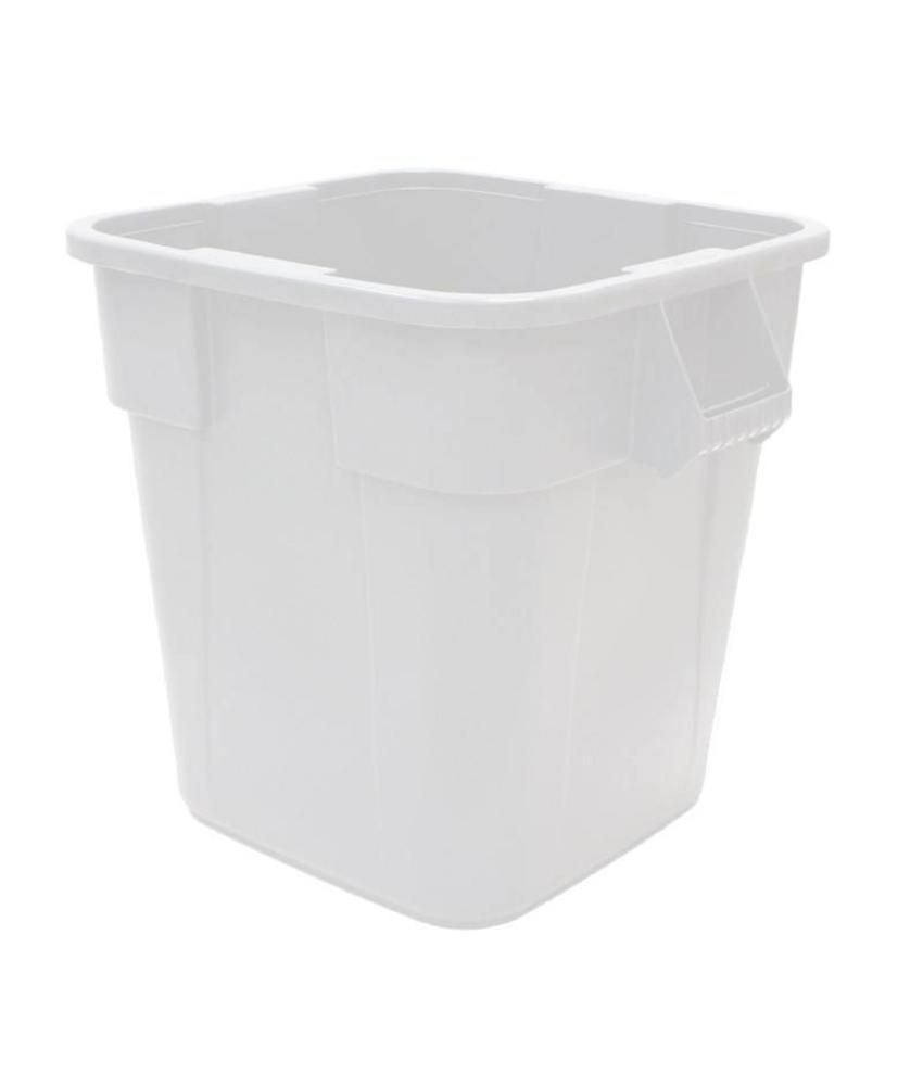 Rubbermaid vierkante voorraadcontainer 151,4 liter