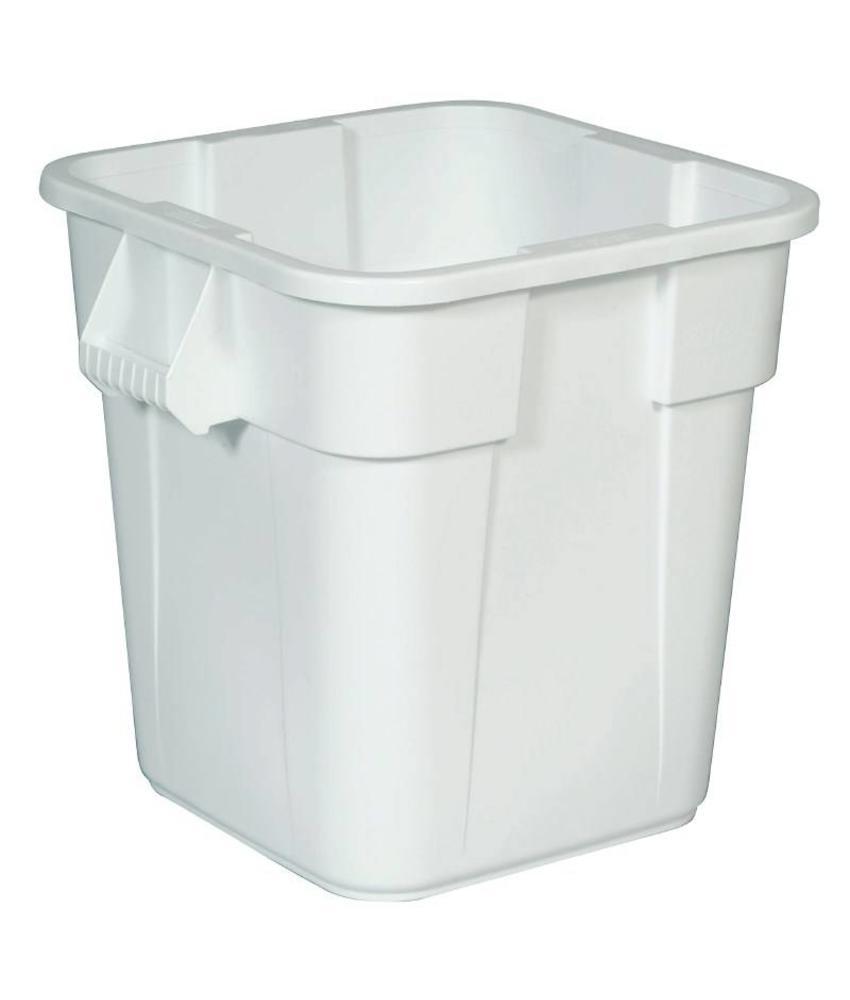 Rubbermaid vierkante voorraadcontainer 106 liter