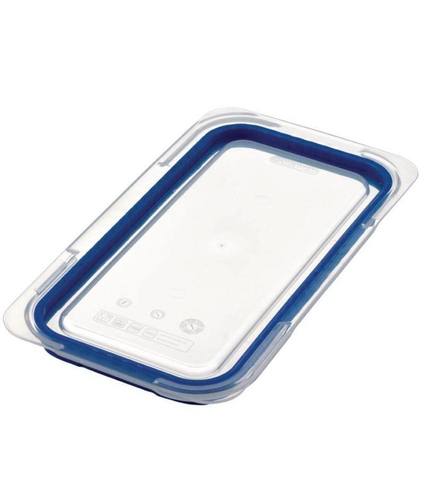 Araven Araven luchtdicht deksel voor ABS blauwe voedseldoos GN1/3