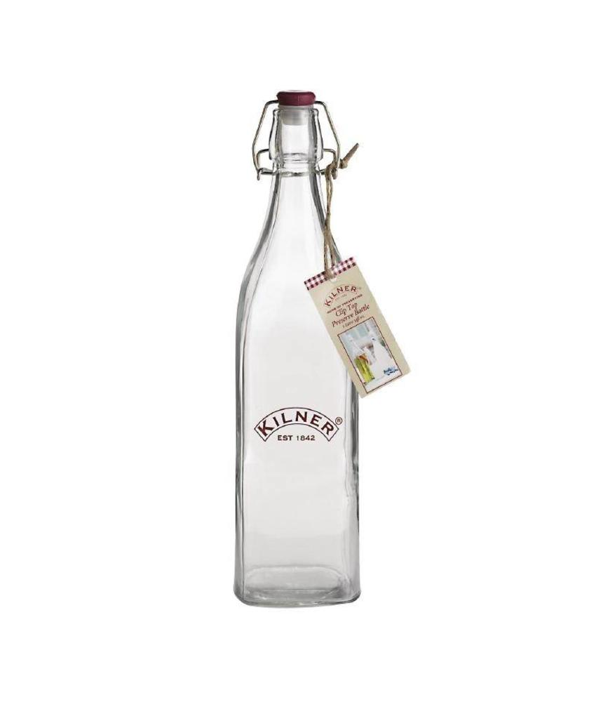 Kilner Kilner fles met beugelsluiting 1ltr