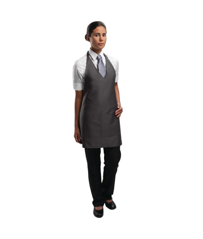 Chef Works Uniform Works unisex smoking schort grijs