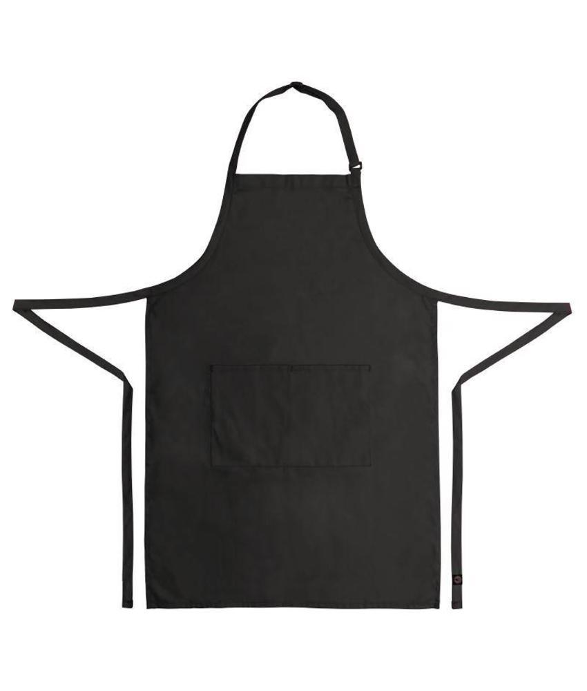 Chef Works Chef Works halterschort zwart