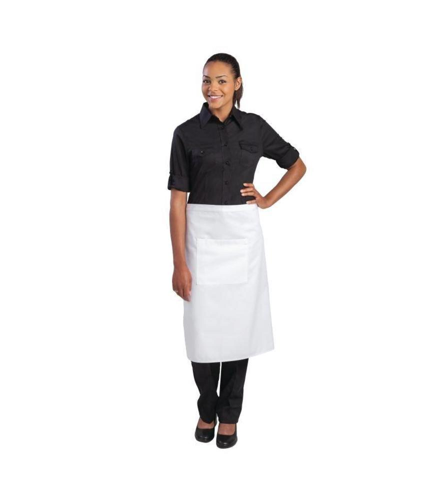 Chef Works Uniform Works standaard sloof wit