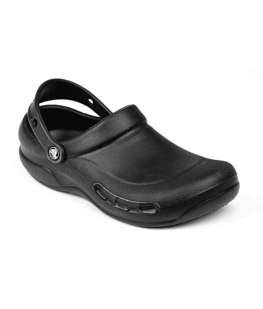 Crocs bistroklompen zwart