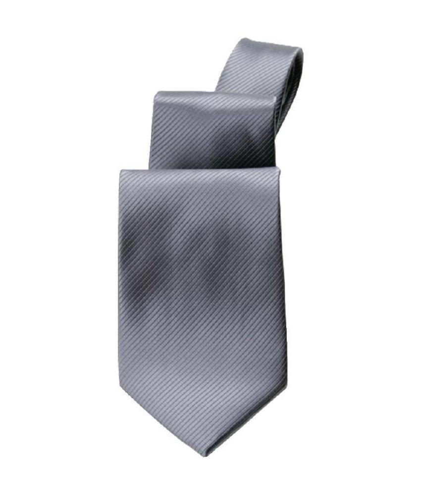 Uniform Works Works grijze stropdas