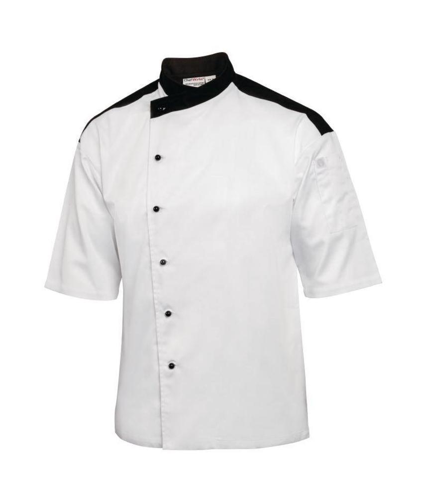 Chef Works Koksbuis Metz