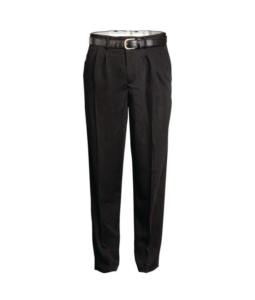 Heren Pantalons zwart
