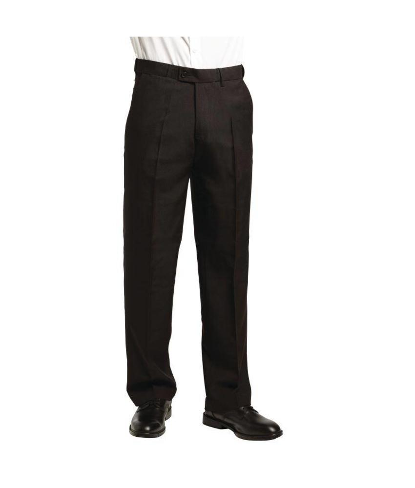 Heren pantalon zwart