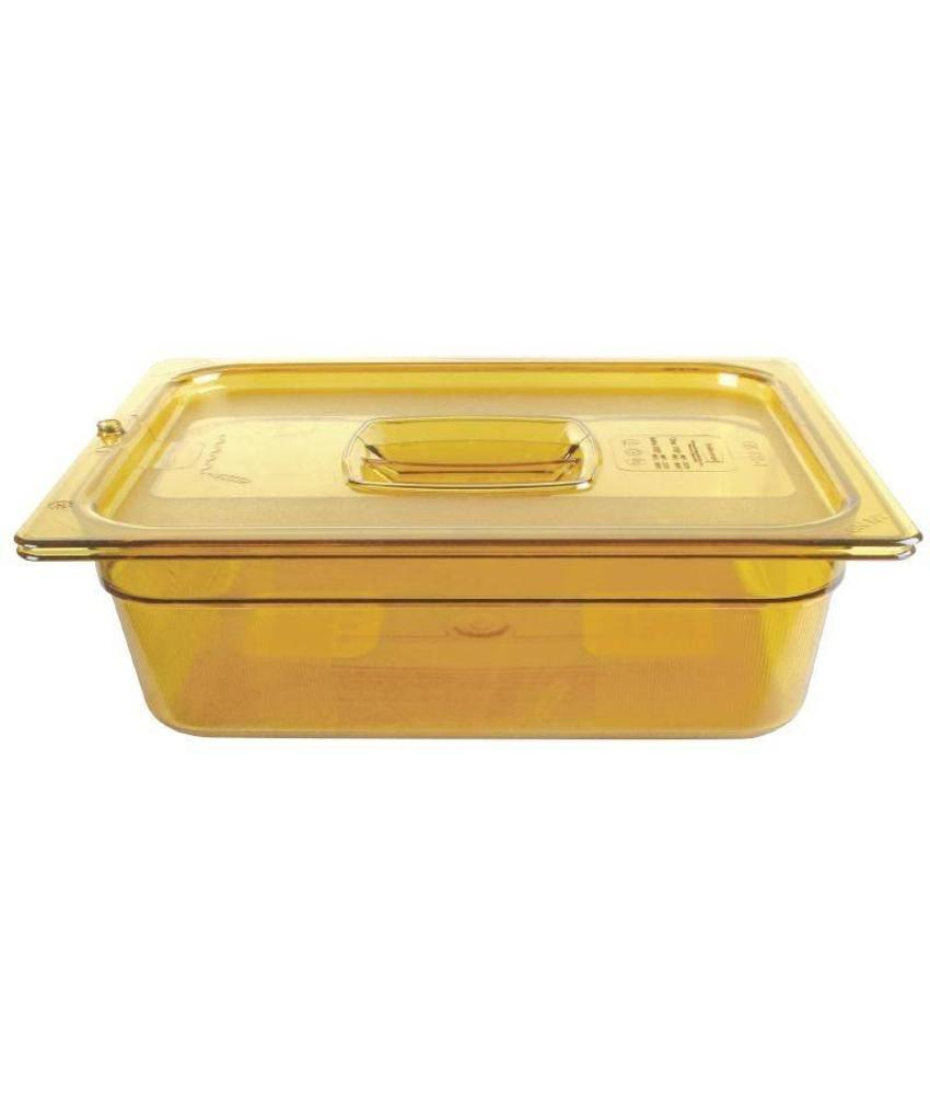 Rubbermaid Rubbermaid polycarbonaat GN1/2 bak 65mm