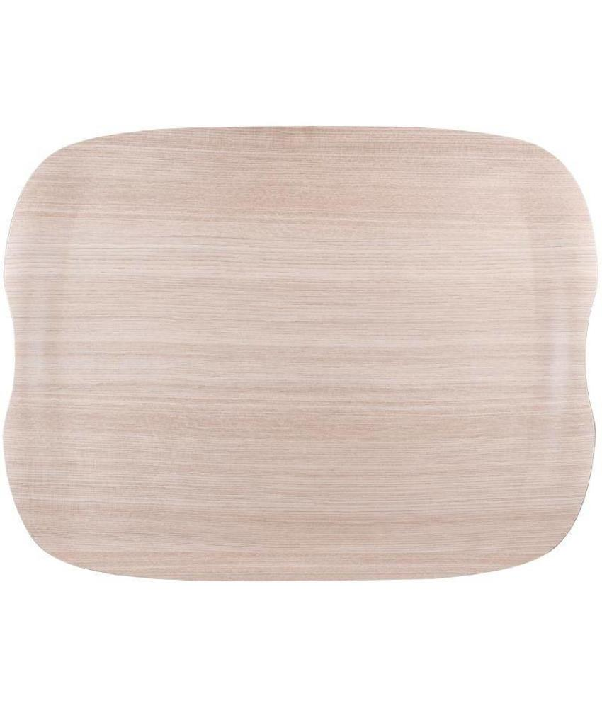 Roltex Roltex Earth dienblad licht hout groot