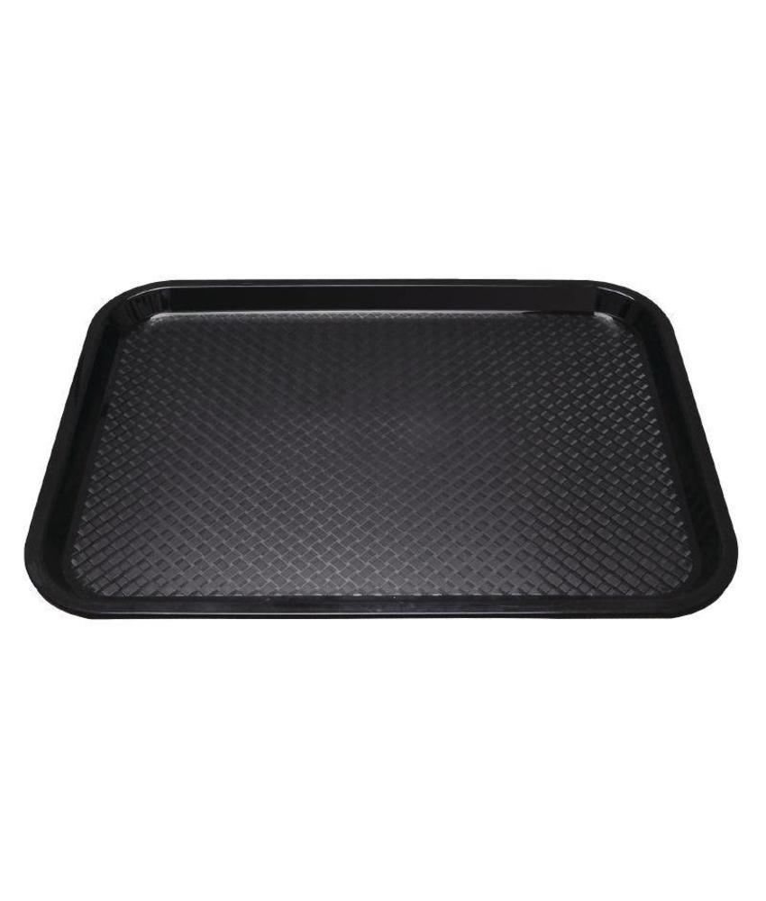 Olympia Kristallon dienblad plastic 305 x 415mm zwart