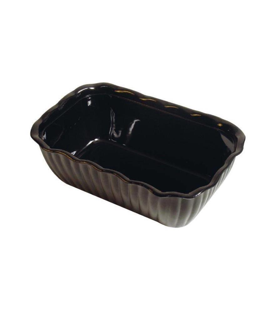 Dalebrook Dalebrook SAN saladeschaal zwart medium