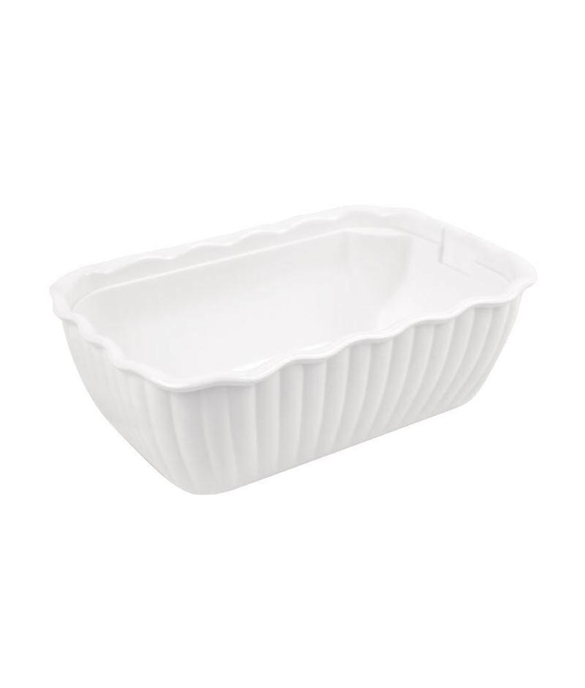 Dalebrook Dalebrook SAN saladeschaal wit medium