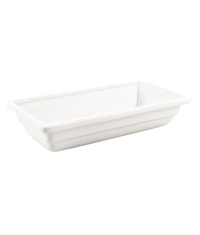 Olympia Olympia Whiteware GN1/3 schaal 6,5cm diep