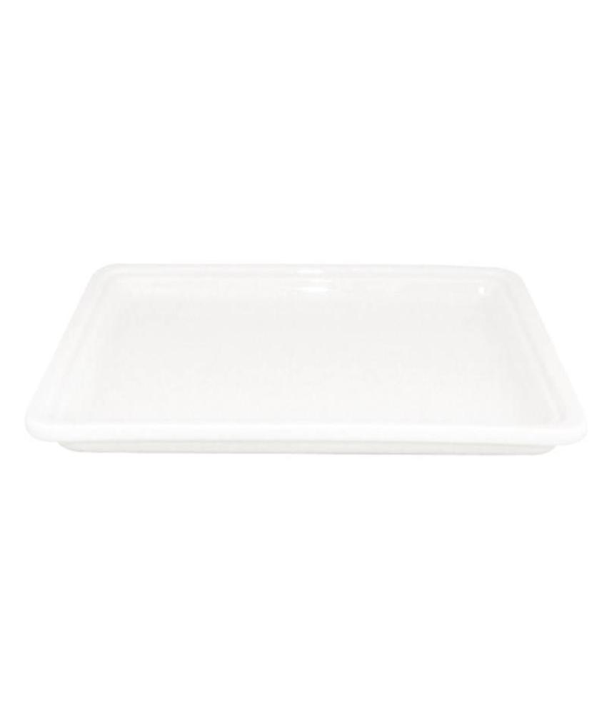 Olympia Olympia Whiteware GN1/2 schaal 3cm diep