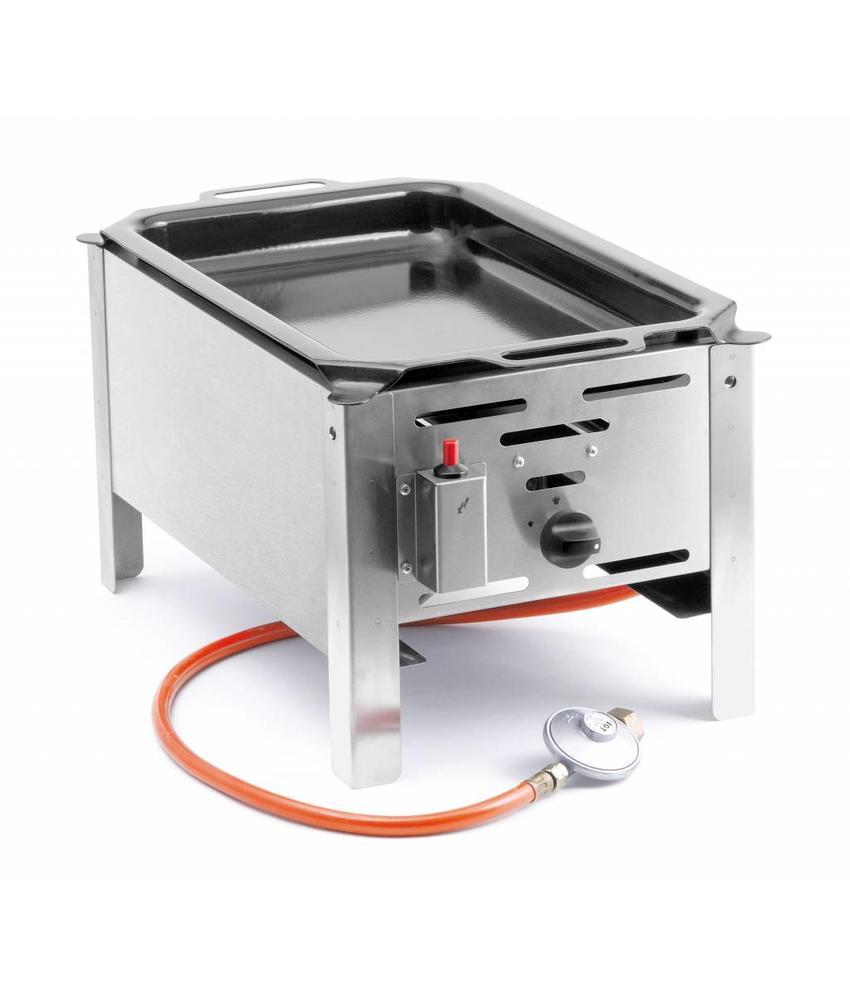 Hendi Gasbarbecue Bake-Master Mini 340x540x(H)300