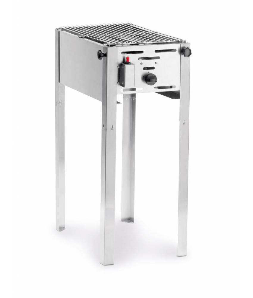 Hendi Gasbarbecue Grill-Master Mini 340x540x(H)840