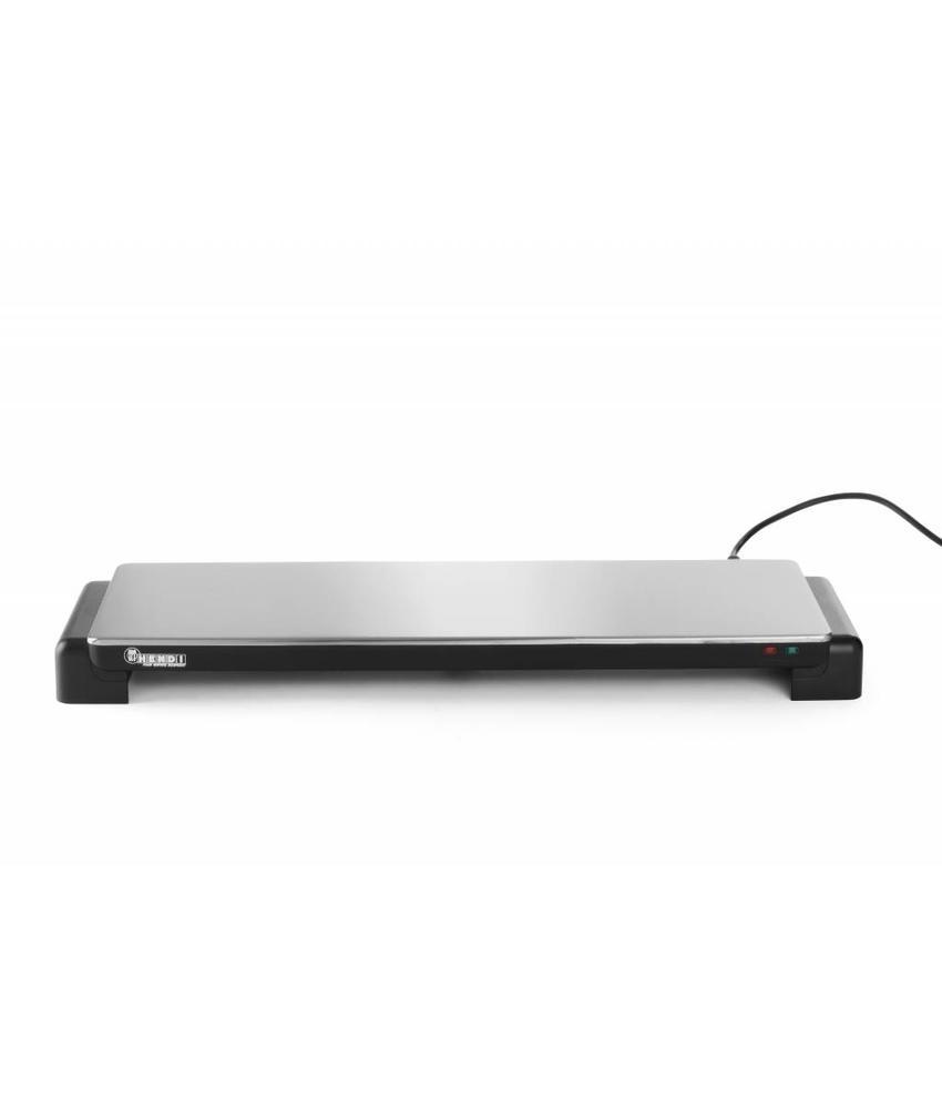 Hendi Schotelwarmer Elektrisch Maxi 665x205x65 mm 230V 800W